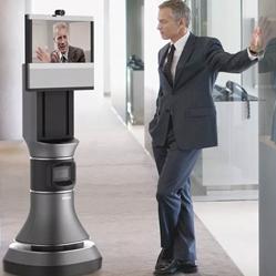 Une réunion ? Envoyez un robot à votre place !