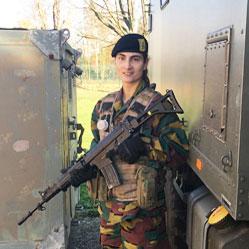 L'armée recherche des talents féminins