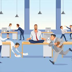 Les 3 raisons qui expliquent la baisse de productivité au travail