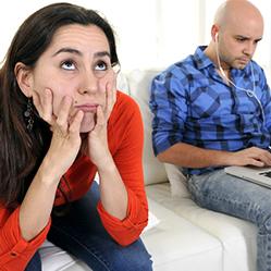 Que faire si votre partenaire est un bourreau de travail ?