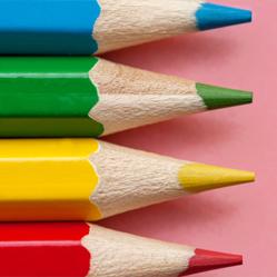 Rouge, jaune, vert ou bleu : de quelle couleur êtes-vous ?