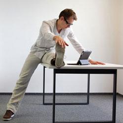 7 conseils pour rester en mouvement au bureau
