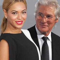 Comment Richard Gere et Beyonce travaillent-ils ensemble ?