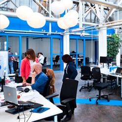 Comment se faire une idée d'une entreprise en fonction de ses bureaux ?