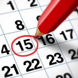 Les 10 jours de congé officiels en 2018