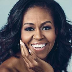 Rencontrer Michelle Obama en personne, combien cela coûte-t-il ?