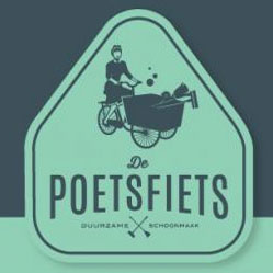 'Poetsfietsers' : le nettoyage écologique visionnaire
