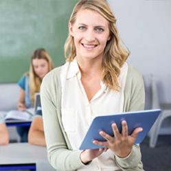 Voici que gagne un enseignant à l'étranger