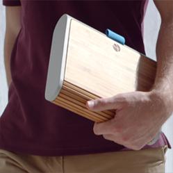 Voici la boîte à tartines du futur