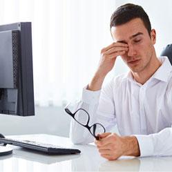 10 conseils contre la fatigue due aux écrans d'ordinateurs