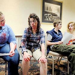 Comment devenir un zombie professionnel ?