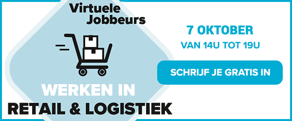 Virtuele jobbeurs Retail & Logistiek