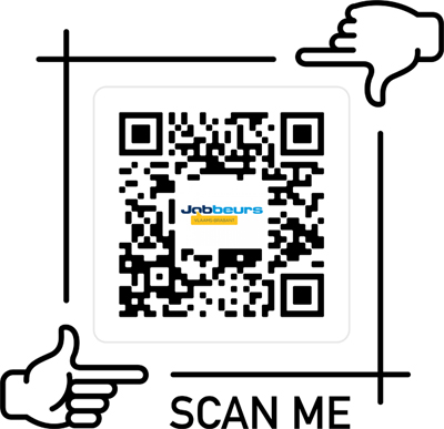 QR-code Jobbeurs Vlaams-Brabant 2019