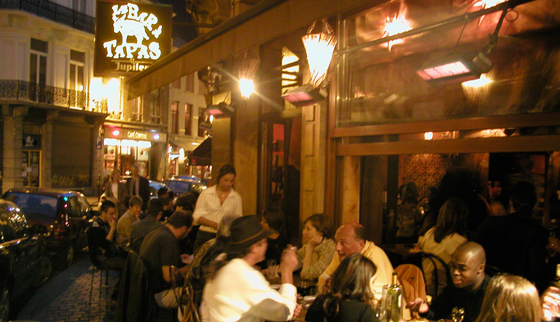 Bar à Tapas Brussel