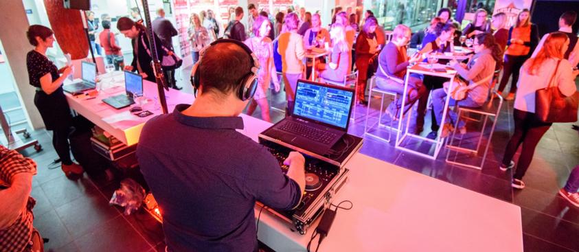 DJ joblounge