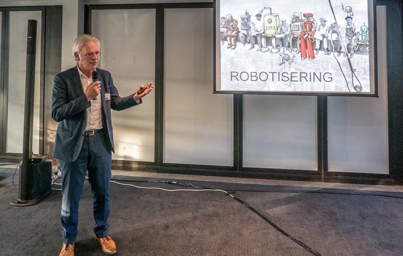 Fons Leroy over robotisering