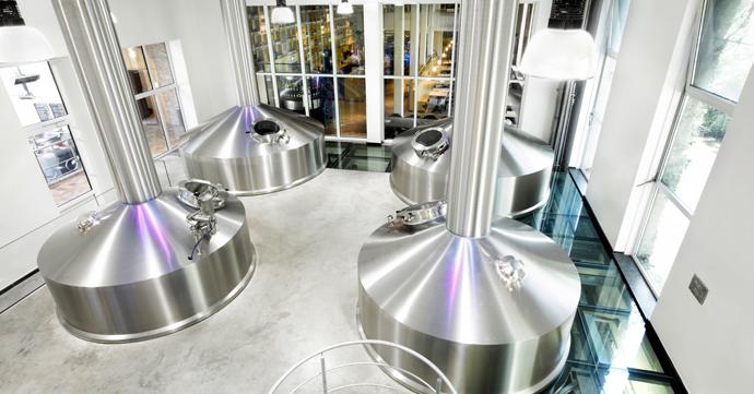 Afbeeldingsresultaten voor brouwerij de halve maan l