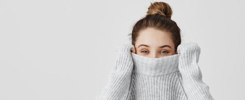 introvert en verlegen