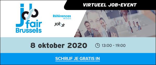 Virtuele Jobfair Brussels