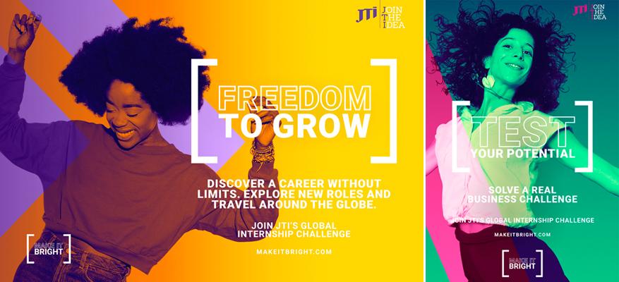 De Make It Bright campagne van JTI