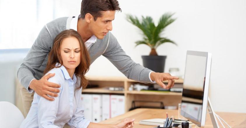 Ongewenst seksueel gedrag op de werkvloer