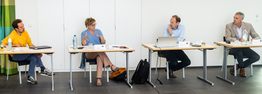 Rondetafel gesprek Haven Antwerpen