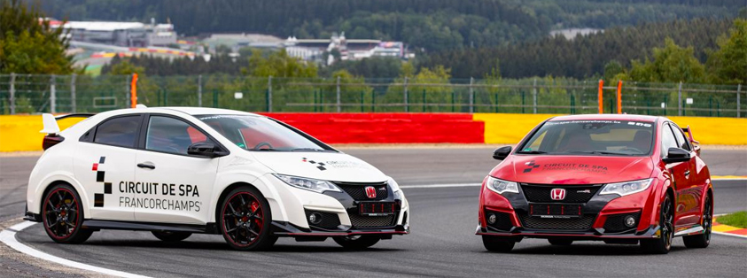 Business Circuit Experience op Spa-Francorchamps