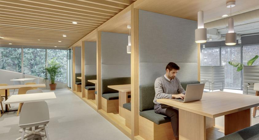 Spaces kantoor