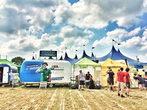 VDAB Bootcamp op Dranouter 2014