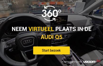 Neem virtueel plaats in de Audi Q5