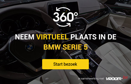 Neem virtueel plaats in de BMW 5